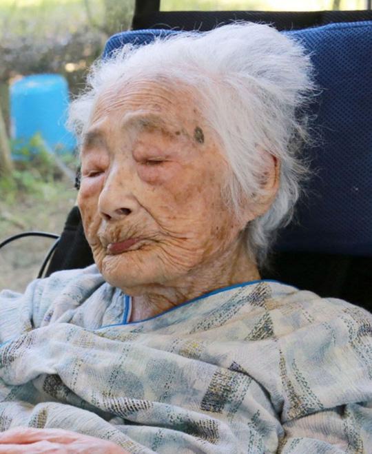 Cụ bà Nhật cao tuổi nhất thế giới qua đời ở tuổi 117 - Ảnh 1