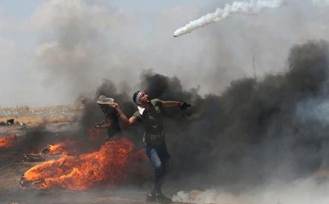 Đại sứ quán Mỹ ở Jerusalem khánh thành trong tình trạng bạo loạn, 37 người thiệt mạng - Ảnh 1
