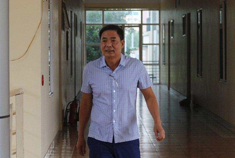 Ông Trần Mạnh Hùng rời ghế Phó Chủ tịch VPF, gửi lời xin lỗi sau bê bối ghi âm - Ảnh 1