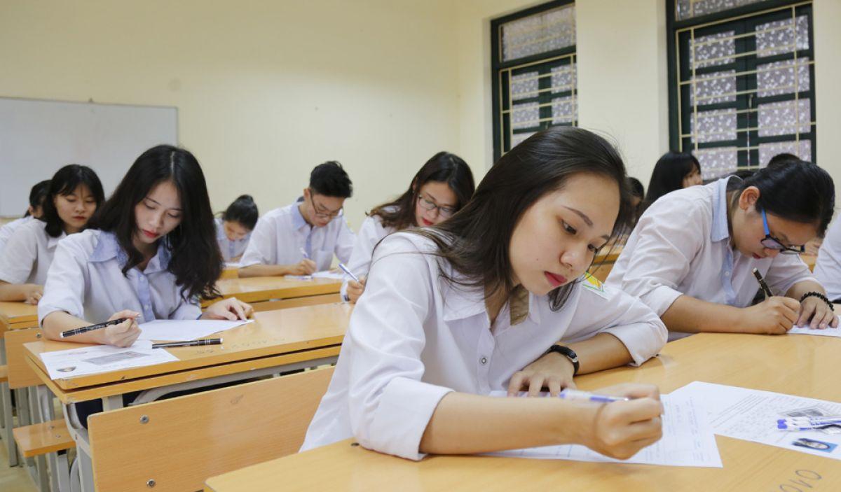 Kỳ thi THPT quốc gia 2018: Rà soát các điểm photocopy ở Hà Nội để tránh gian lận - Ảnh 1