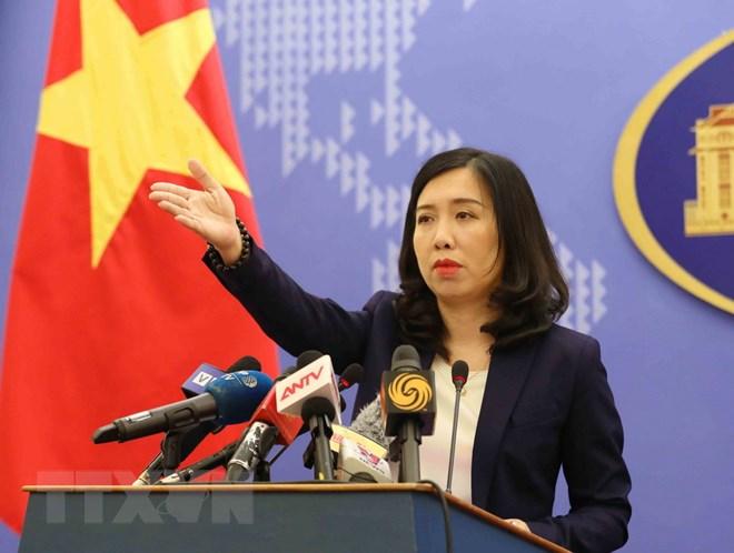 Việt Nam kiên quyết phản đối xâm phạm chủ quyền ở Hoàng Sa, Trường Sa - Ảnh 1