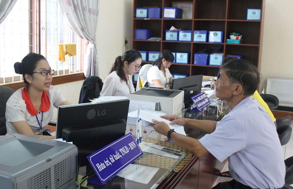 Hà Nội xem xét xử lý hình sự doanh nghiệp cố tình chây ỳ nợ BHXH - Ảnh 1