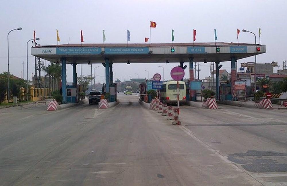 Bộ GTVT báo cáo Thủ tướng tình hình tại trạm BOT Tân Đệ - Ảnh 1