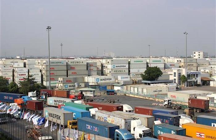 Tân Cảng Sài Gòn truy tìm chủ 534 container vô chủ - Ảnh 1