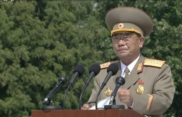 Triều Tiên có Bộ trưởng Quốc phòng mới trước cuộc họp thượng đỉnh Mỹ - Triều - Ảnh 1