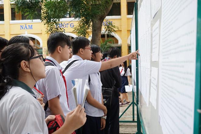 Ngày 13/6, TP.HCM sẽ công bố điểm thi vào lớp 10 - Ảnh 1