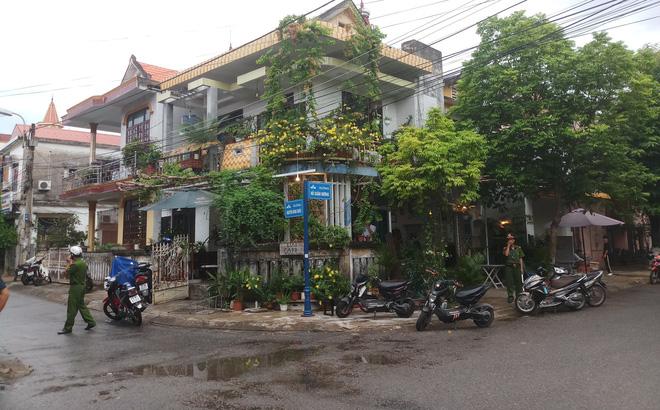 Điều tra vụ chủ quán cà phê ở Quảng Bình bị bắn giữa ban ngày - Ảnh 2