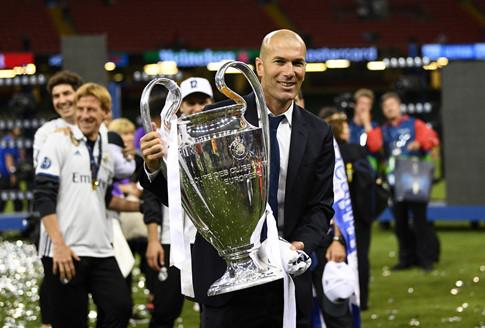 Sau màn phong độ tệ hại, MU nhắm Zidane thay thế Mourinho - Ảnh 2