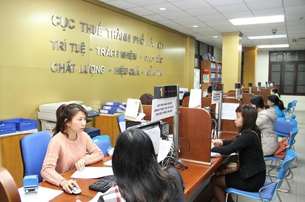 Hơn 40 doanh nghiệp cùng chất vấn cục thuế Hà Nội - Ảnh 1