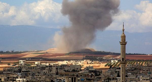 Trước giờ tấn công, Bộ trưởng Quốc phòng Syria thăm các cứ điểm tại Idlib  - Ảnh 1