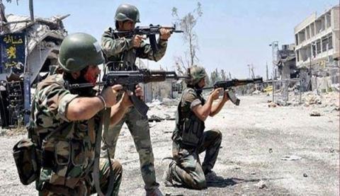 Video: Thủ lĩnh IS khai nhận được Mỹ huấn luyện ngay tại miền Nam Syria - Ảnh 1