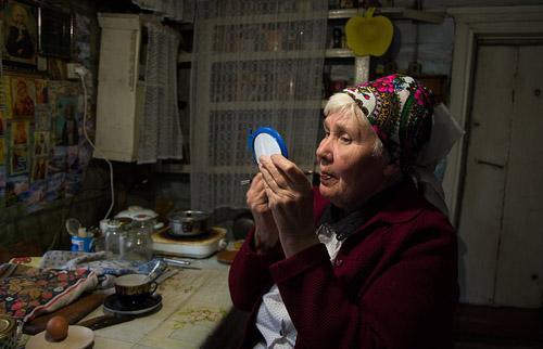 Cư dân duy nhất của một ngôi làng hẻo lánh tại Nga đón Tết ra sao? - Ảnh 1