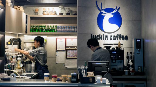 """Luckin - startup Trung Quốc tham vọng đánh bại Starbucks của Mỹ đã """"hóa rồng"""" ra sao? - Ảnh 2"""