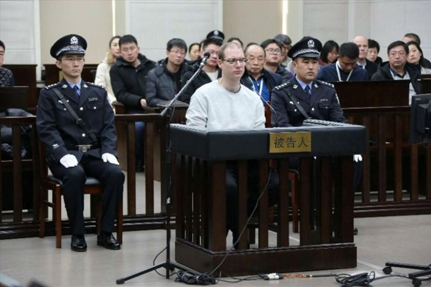 Trung Quốc nói gì về án tử hình dành cho công dân Canada vì buôn bán ma túy - Ảnh 1