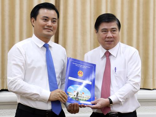 Sau 4 năm, ông Bùi Xuân Cường trở lại làm Trưởng ban Quản lý đường sắt đô thị - Ảnh 1