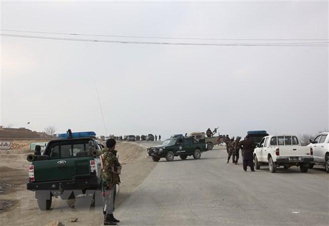 Afghanistan: Phiến quân tấn công chốt kiểm soát, 22 cảnh sát thương vong - Ảnh 1