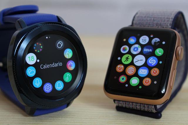 """Vượt qua các đối thủ, """"gã khổng lồ"""" Apple tiếp tục thống trị thị trường smartwatch - Ảnh 1"""