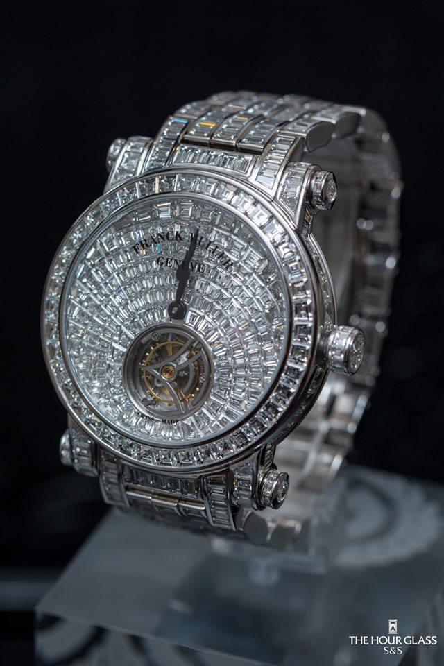 Đồng hồ đeo tay giá lên tới 46 tỷ đồng được chế tác tinh xảo và tuyệt mỹ cỡ nào? - Ảnh 2