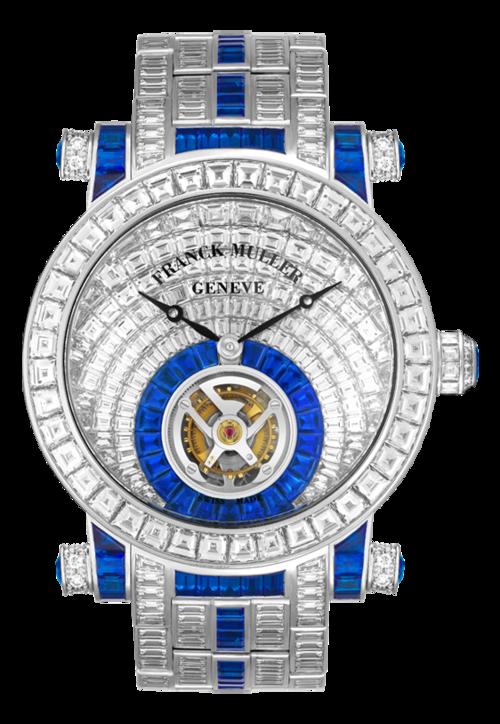 Đồng hồ đeo tay giá lên tới 46 tỷ đồng được chế tác tinh xảo và tuyệt mỹ cỡ nào? - Ảnh 4