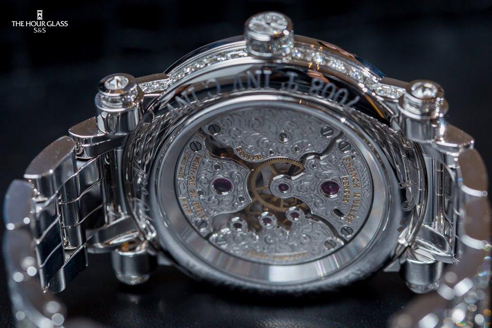 Đồng hồ đeo tay giá lên tới 46 tỷ đồng được chế tác tinh xảo và tuyệt mỹ cỡ nào? - Ảnh 5