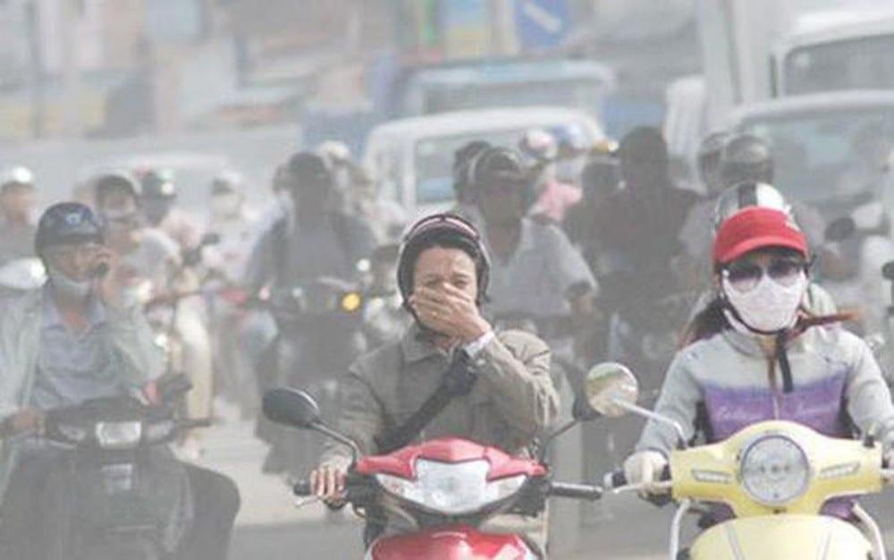 Bộ Tư pháp thừa nhận chủ quan khi tham khảo số liệu ô nhiễm môi trường của Hà Nội trên mạng - Ảnh 1
