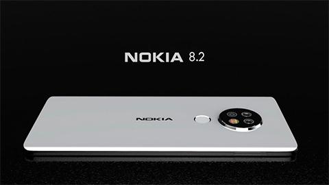 Tin tức công nghệ mới nóng nhất hôm nay 14/10: Nokia 8.2 có 4 camera sau sắp trình làng - Ảnh 1