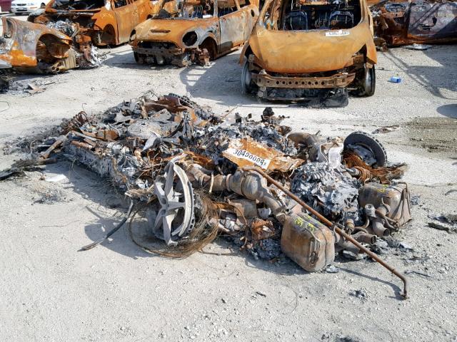 Cháy rụi đến mức chỉ còn một đống tro tàn nhưng xác Ferrari 458 vẫn được bán đấu giá hơn 6 tỷ đồng - Ảnh 2