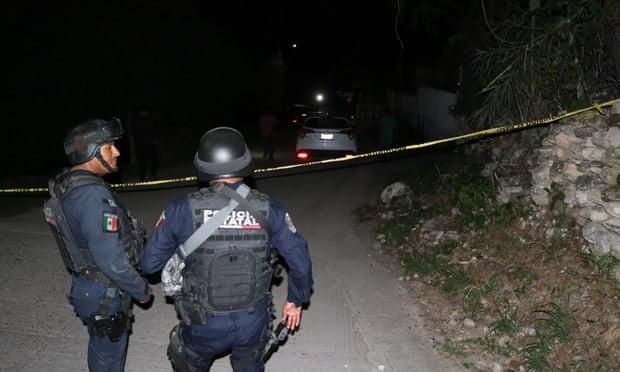Đấu súng đẫm máu tại Mexico, gần 40 người thiệt mạng - Ảnh 1