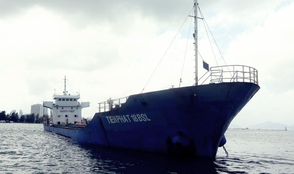 Truy tìm chủ sở hữu của 3.000 tấn quặng titan ở vùng vịnh Đà Nẵng - Ảnh 1