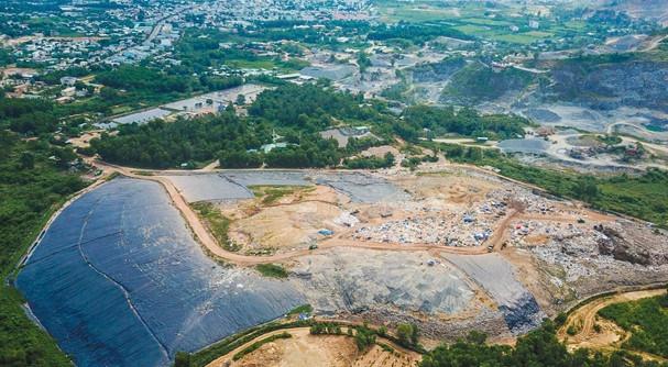 Đà Nẵng phê duyệt quy hoạch nhà máy xử lý rác tại khu bãi rác Khánh Sơn - Ảnh 1