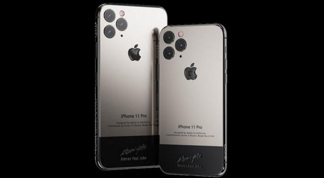 Tin tức công nghệ mới nóng nhất ngày 20/10: Ra mắt iPhone 11 bản tưởng nhớ Steve Jobs, giá hơn 6.000 USD - Ảnh 1