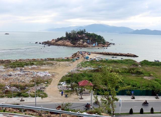 """Khánh Hòa thu hồi đất dự án """"lấp biển"""" Nha Trang Sao của bà chủ 8X - Ảnh 1"""