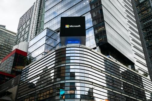 """""""Hất cẳng"""" Amazon, Microsoft giành hợp đồng khủng 10 tỷ USD từ Bộ Quốc phòng Mỹ - Ảnh 1"""