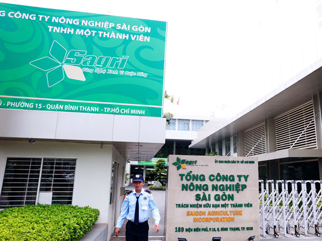 Thanh tra công bố loạt sai phạm về đất đai của Tổng công ty Nông nghiệp Sài Gòn - Ảnh 1