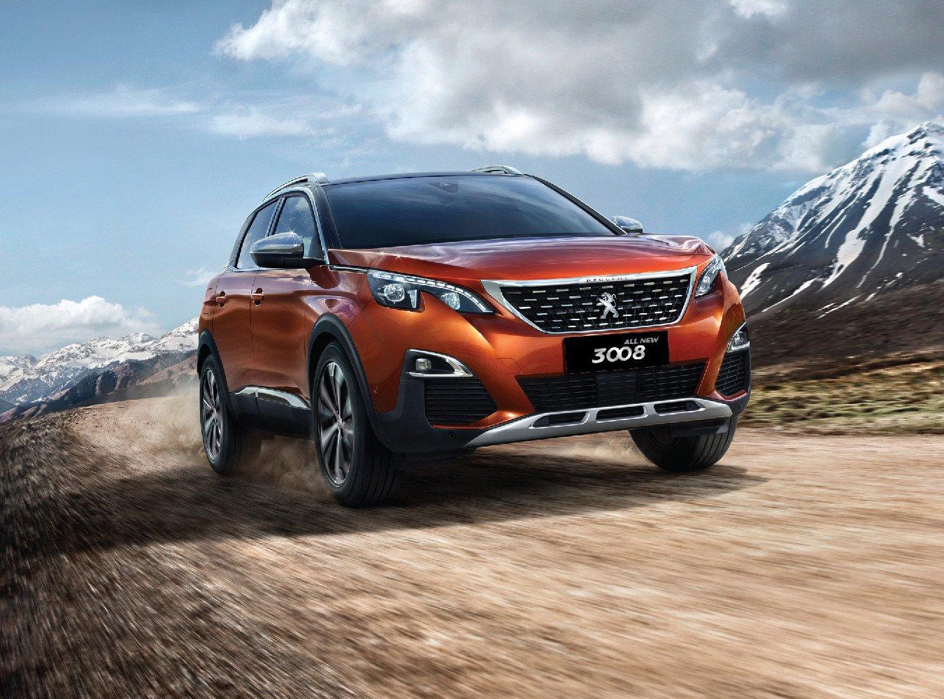 Bảng giá xe Peugeot  mới nhất tháng 11/2019: Peugeot 3008 ghế cơ giữ nguyên giá 944 triệu đồng - Ảnh 1