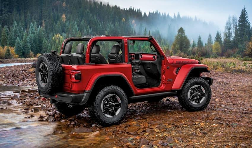 Bảng giá xe Jeep mới nhất tháng 11/2019: Jeep Wrangler niêm yết 30.000 USD - Ảnh 1