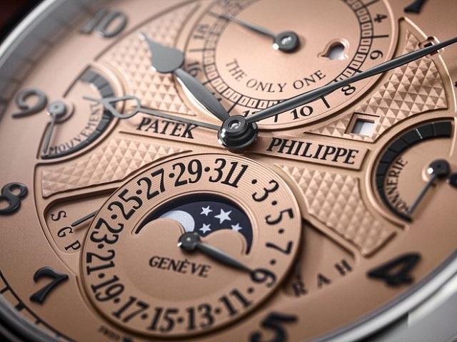 Đồng hồ đắt nhất thế giới được bán với giá cao ngất ngưởng hơn 720 tỷ đồng - Ảnh 1