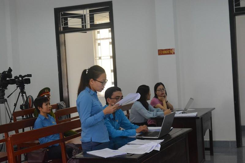 Gần 200 công nhân ở Đà Nẵng thắng kiện Công ty TBO Vina, đòi lại 2 tháng tiền lương - Ảnh 1