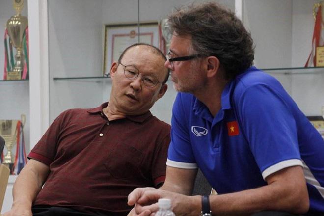 Việt Nam lên ngôi đầu bảng G sau tuyệt phẩm của Tiến Linh, HLV Park Hang-seo nói gì?  - Ảnh 1