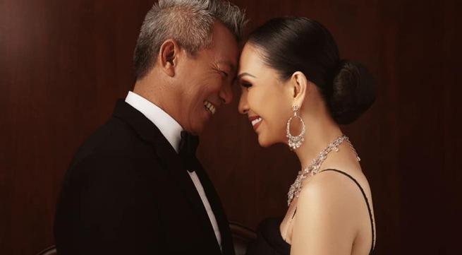 """Chân dung chồng doanh nhân Việt kiều khá kín tiếng của """"người đẹp không tuổi"""" Diễm My - Ảnh 1"""