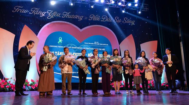 10 tháng đầu năm, có hơn 10.000 người tham gia đăng ký hiến tặng mô tạng - Ảnh 1