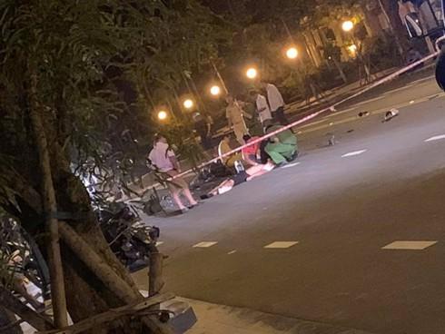 Bình Thuận: 2 xe máy tông nhau, 2 người tử vong tại chỗ - Ảnh 1