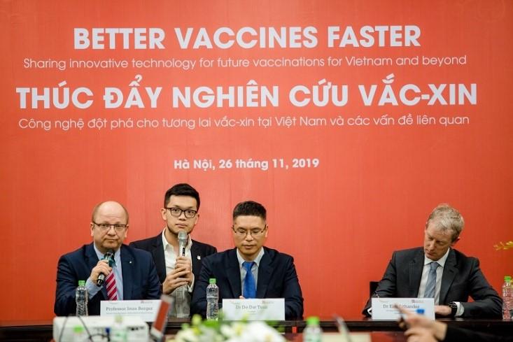 Nhờ công nghệ mới, Việt Nam có thể rút ngắn thời gian sản xuất vắc xin phòng cúm gia cầm và bệnh dại - Ảnh 2