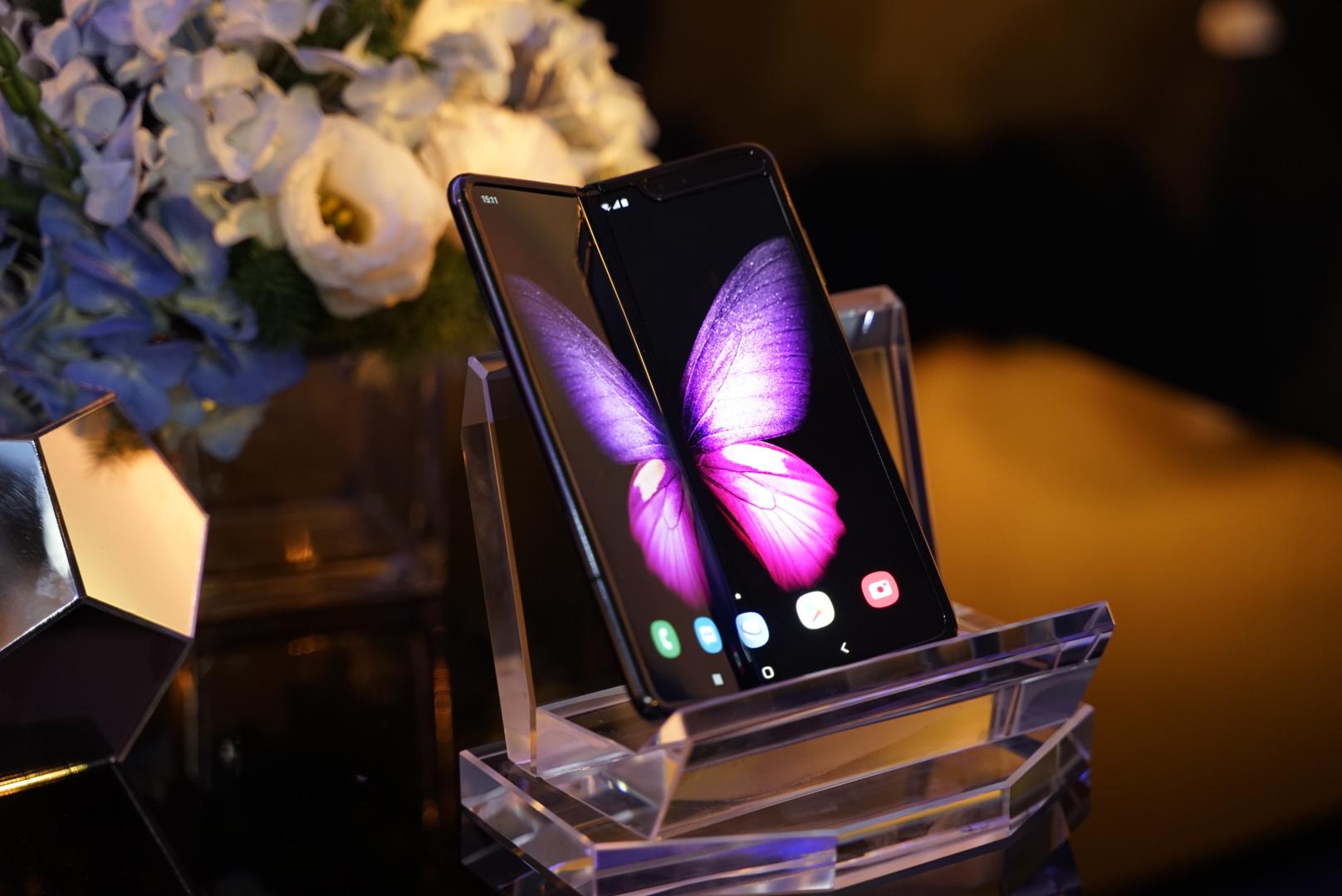 Tin tức công nghệ mới nóng nhất hôm nay 28/11: Samsung Galaxy Fold ra mắt tại Việt Nam, giá 50 triệu đồng  - Ảnh 1