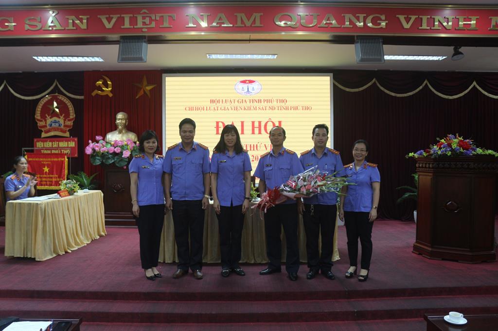 Chi hội Luật gia VKSND tỉnh Phú Thọ tích cực tham gia hoạt động Hội - Ảnh 1