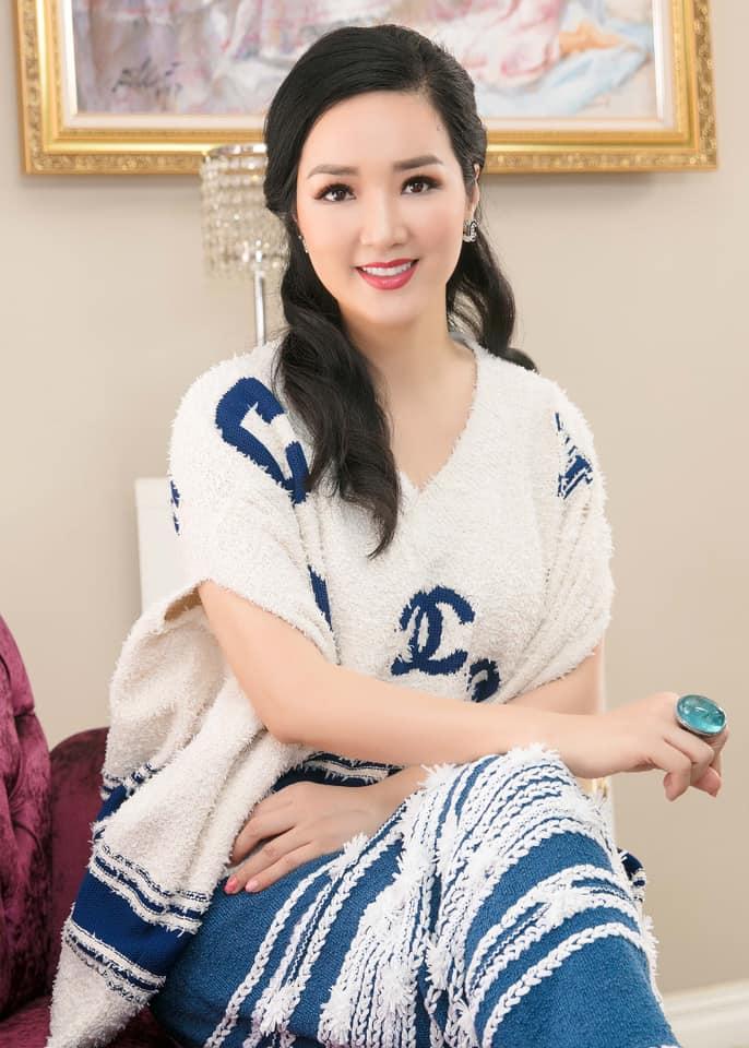 """""""Choáng"""" với khối tài sản thuộc hàng cực khủng của doanh nhân - Hoa hậu Đền Hùng Giáng My - Ảnh 1"""