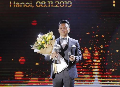"""Thầy Park và """"trò cưng"""" Quang Hải được vinh danh ở """"AFF Awards 2019"""" - Ảnh 2"""
