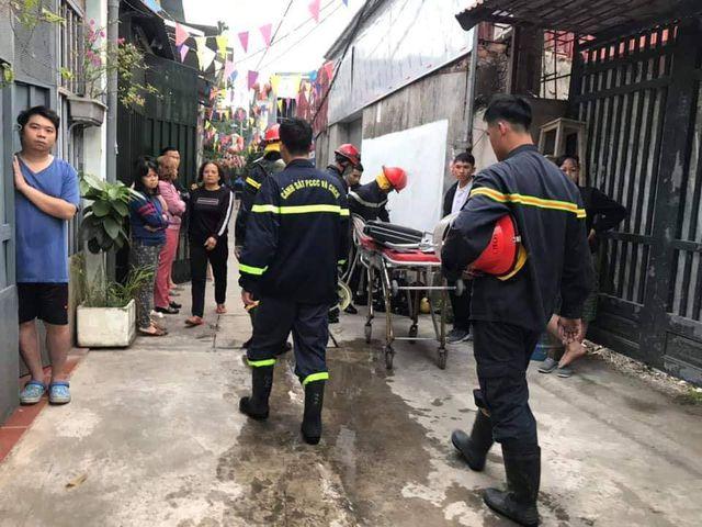 Tiết lộ nguyên nhân ban đầu vụ hỏa hoạn khiến 3 bà cháu tử vong thương tâm ở Hà Nội - Ảnh 1
