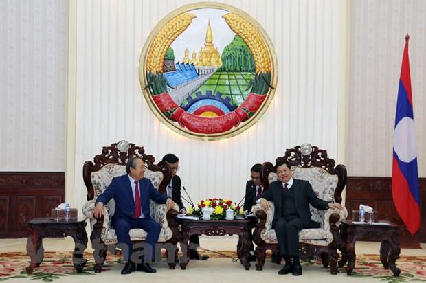 Lào luôn coi trọng, dành ưu tiên cao nhất củng cố quan hệ với Việt Nam - Ảnh 2