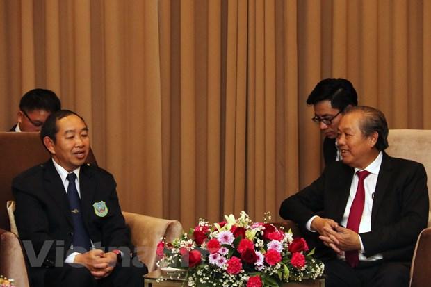 Lào luôn coi trọng, dành ưu tiên cao nhất củng cố quan hệ với Việt Nam - Ảnh 3